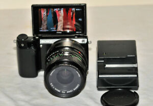 Sony NEX-5R  16.1 MP Mirrorless Camera with FD 28mm 2.8 lens(MF)