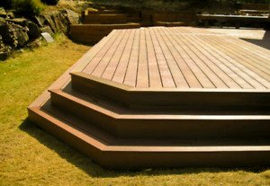 Need a deck built quick?  In the Edmonton area?