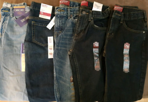 Boys Jeans, Assorted Sizes