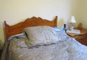 antique - vintage bedroom set or suite - 3 piece set