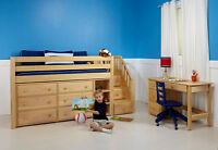 Huge Sale 30% OFF KIDS FURNITURE BUNK BEDS LOFT BEDS