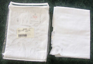 """NEW MINT IN PACKAGE 72""""X90""""100% COTTON LACE TABLECLOTH+8 NAPKINS"""