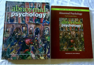 Abnormal Psychology + Study Guide