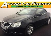 Volkswagen Eos 2.0TDI CR ( 140ps ) DSG 2009MY