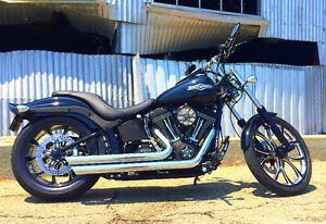 Custom HARLEY NIGHT TRAIN for sale or trade for Street Glide Cambridge Kitchener Area image 7