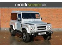 2011 Land Rover Defender Hard Top KHAN Wide Arch Body edition pan windows an...