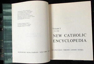 New Catholic Encyclopedia (NCE), 15 Volumes, Published in 1967 Stratford Kitchener Area image 2