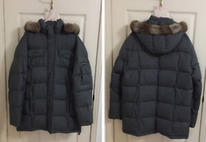 Jacket - XL size /Duck Feather Down