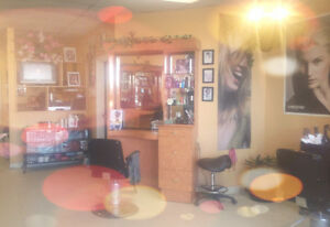 HAIR SALON FOR SALE BY OWNER