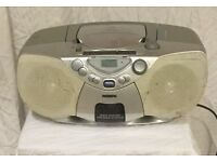 Phillips AZ 1008 portable cd / tape and radio player