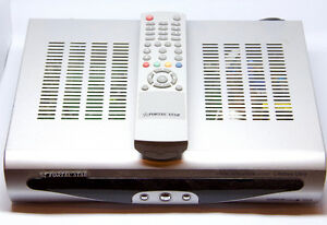 Fortec Star Digital Satellite Receiver - Lifetime Ultra