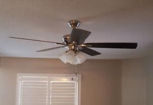 Harbour Breeze Ceiling fan with light