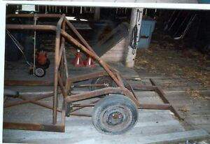 RAT ROD CHASSIS