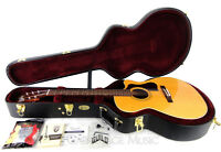 Guild F-30CE Cutaway Acoustic-Electric Guitar Natural /USA/