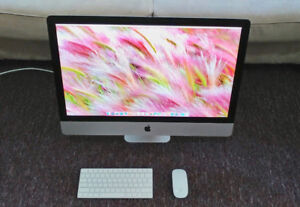 "21.5"" iMac Retina Display / 2014 / 8 GB RAM / 1TB HDD /Warranty"