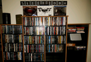 Blu Ray Steelbook Movie Collection *Updated*