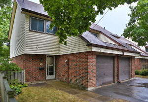 Charming End Unit Townhome