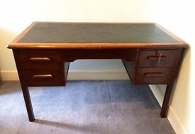 Vintage 20th Century Oak Desk £120