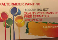 Painting services at great rates