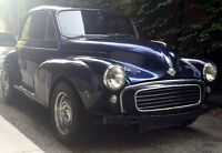 RARE Modified 1957 Morris Minor Coupe / Chev 350 CU.V-8 Wa
