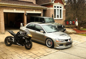 LOOKING FOR AN EVO 8 OR 9
