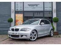 2008 BMW 1 SERIES 2.0 120D M SPORT 5DR HATCHBACK DIESEL