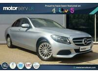 2015 Mercedes-Benz C-CLASS 2.0 C200 SE EXECUTIVE 4d 184 BHP Saloon Petrol Automa