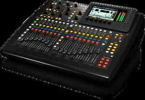Behringer X32 Compact Digital Mixing Console in TSA flight case Bronte Eastern Suburbs Preview