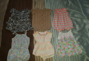 29 pcs baby girl lot - Newborn, 0 - 3 months