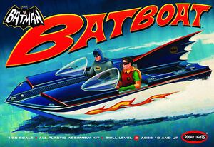 Batman project boat