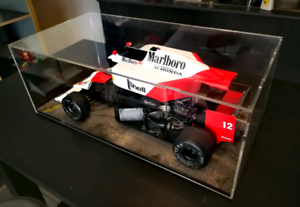 1/8 Deagostini Kyosho Mclaren Mp4/4 Ayrton Senna Custom Build Innaloo Stirling Area Preview