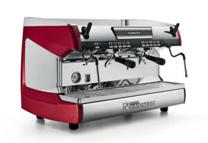 Simonelli Aurelia Semi Auto 2 group Espresso Machine
