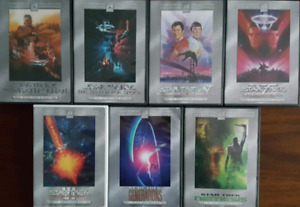 Star Trek DVD Movies
