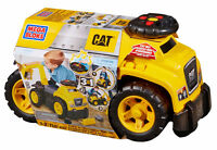 Brand new in box - MegaBloks Cat Ride-On with Excavat