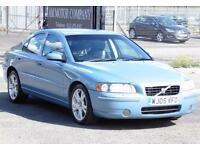 Volvo S60 2.4TD Auto 2005 D5 SE, Saloon, Leather Seats FSH, 6 Months AA Warranty