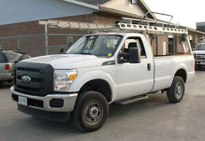 2011 Ford Other XL Pickup Truck & Snow Plow