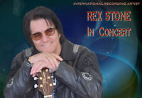 Rex Stone Show, Elvis Country RR 50/60s