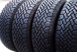 175/70R13 (4) winter tires