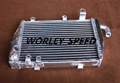 Left Aluminum Radiator For HONDA VTR1000R RC51 2000-2001 2000 2001