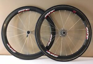 Zipp 303 tubular carbon wheelset