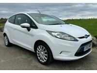 Ford Fiesta 1.25 ( 60ps ) 2012MY Edge manual FINANCE AVAILABLE