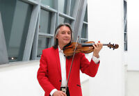 Violoniste, mariage, occasion special