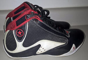 Converse Wade 2.0 Mid Black/White/Red