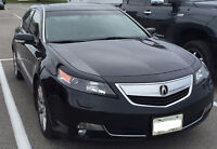2012 Acura TL ELITE Awd Short Term Lease Takeover $551/mo