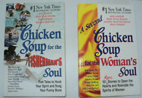 2 Chicken Soup Books  $ 3 each