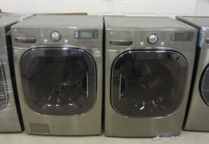 CHRISTMAS SPECIAL ON ALL FRONT LOADS WASHERS DRYERS HUGE BLOWOUT