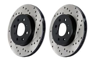 Front brake rotors for Hyundai Genesis