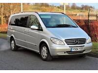2004 Mercedes-Benz Viano 2.1 CDI Ambiente Compact MPV 5dr