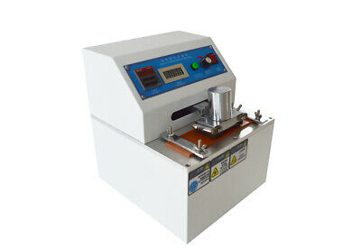 Printing Ink Durability Tester Friction Testing Machine Decolorization 110v