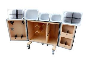 Tack trunk, tack box, tack case, tack locker